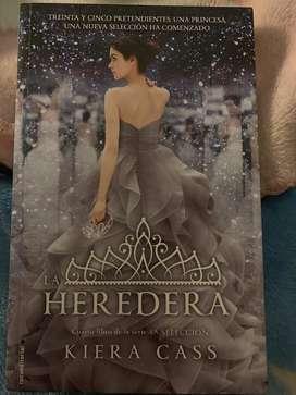 La heredera - Kiera Cass (saga la seleccion)