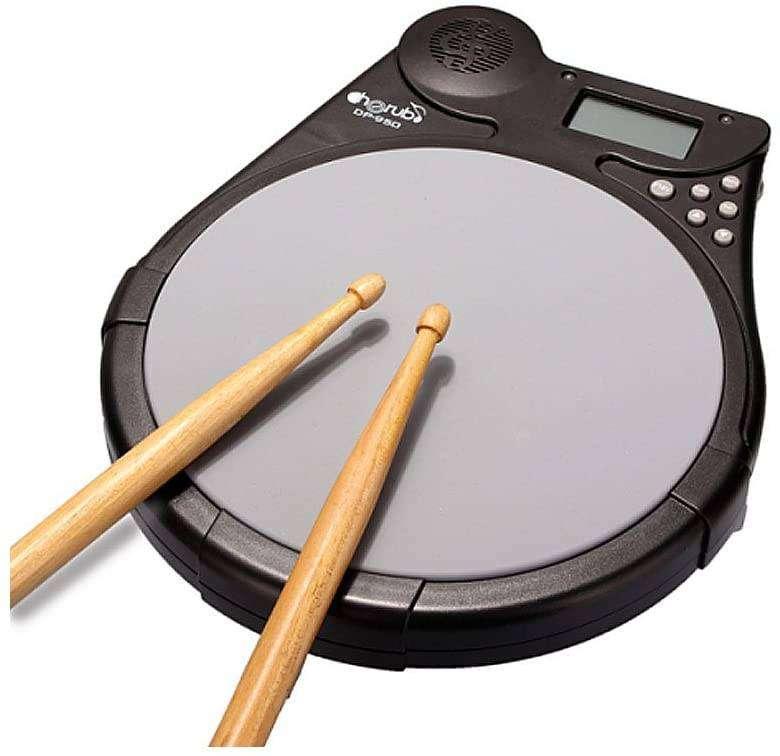 Pad de practica Cherub Mute Drum tutor DP-950 0