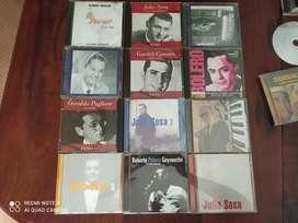 CDs tango de todo