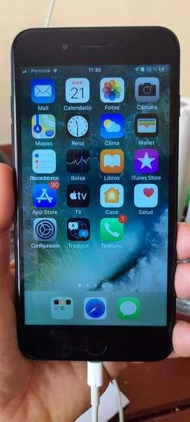Iphone 7 plus 128gb No funciona Camara primcipal. Bateria 79%. Escucho ofertas. Soy de San justo