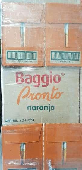 baggio x  1 lts  naranja