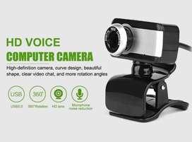 Camaras web para PC con Microfono