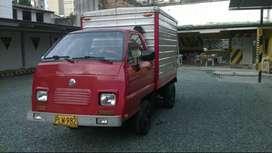 pequeño furgon para transporte varios