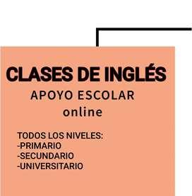 Clases particulares de inglés/Traducciones