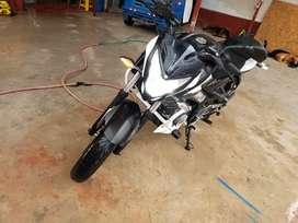 Vendo moto pulsa ns 200 inyectada