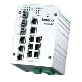 Switch Korenix jetnet 4510
