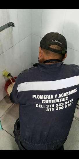 Plomeria en Bogota Y Cundinamarca
