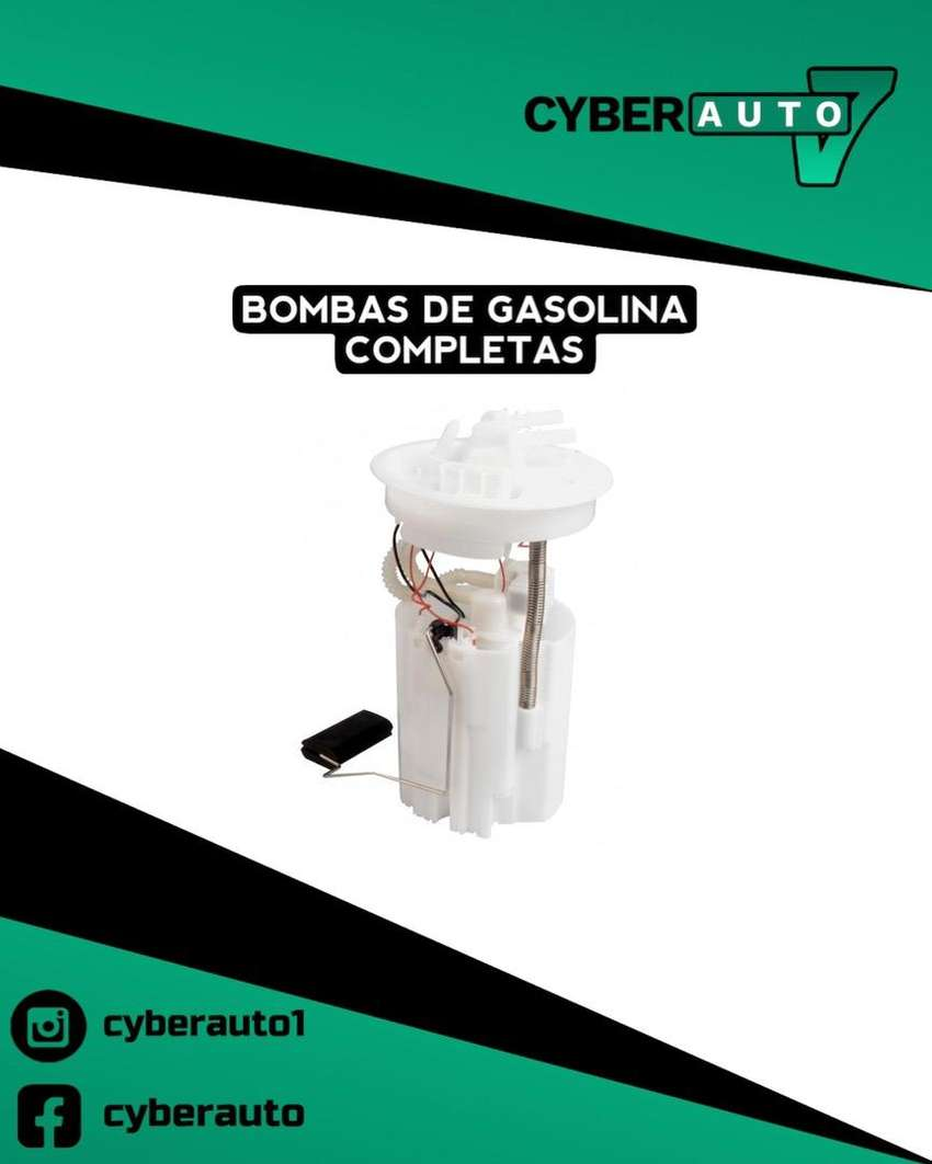 bombas de gasolina completas boyas pilas denso filtros de aire sz dmax 3.5 aveo sail logan spark gt matiz Repuesto 0
