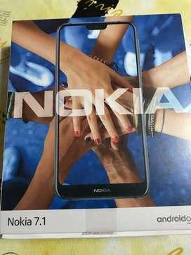 Vendo O Permuto Nokia 7.1