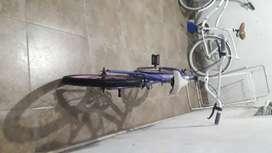 Vendo urgente bicicleta rodado 24 buen estado