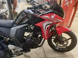 Vendo moto yamaha faze 150cc como nueva