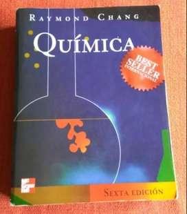 Química General - Raymond Chang - 6ta Edición