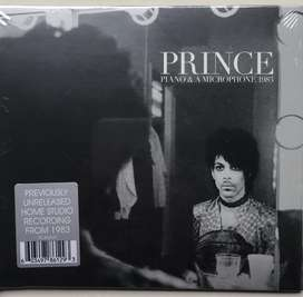 Prince Piano And a Microphone 1983 cd importado