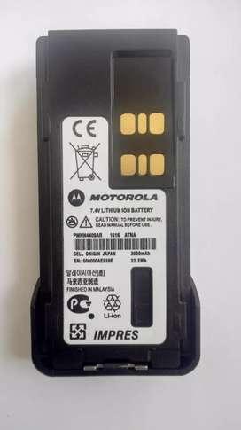 Baterías Motorola