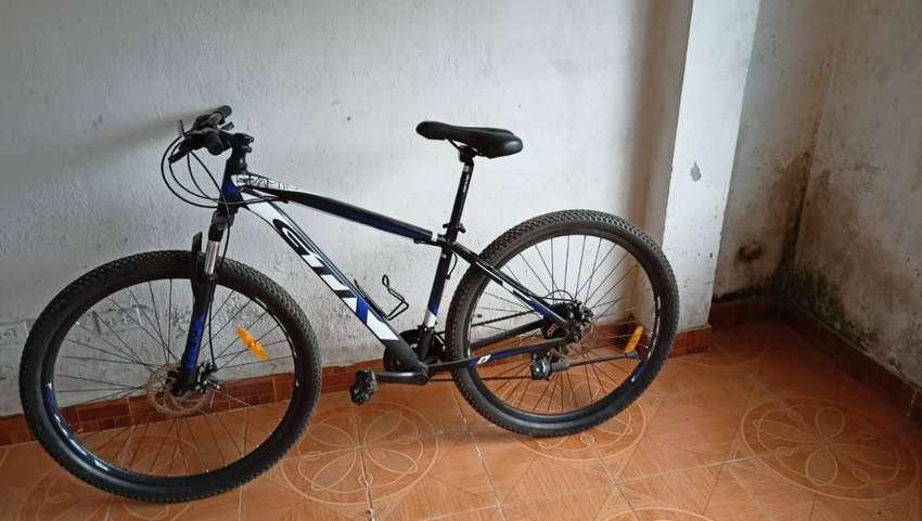 Bicicleta GTI - Rin 29