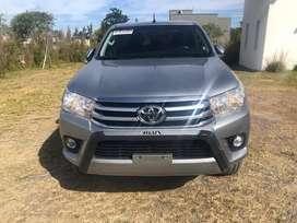 Toyota Hilux SRV Pack 2016
