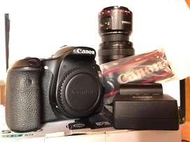Vendo Canon60D