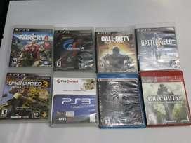 Playstation 3 títulos varaticos para playstation 3