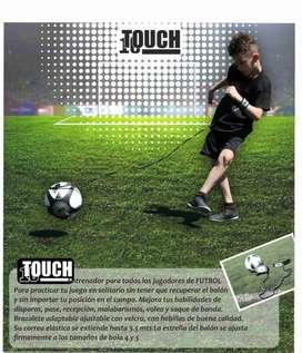 Entrenador de Futbol Touch 10