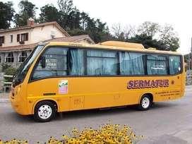 Minibus 24 Asientos Saldivia Mod.2012 Mecánica Mercedes-benz