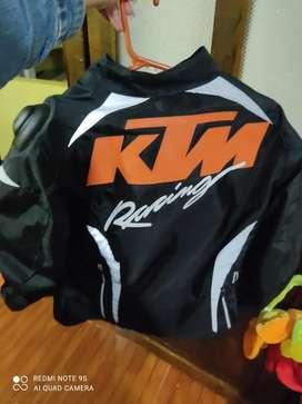Chaqueta  de protección KTM talla s