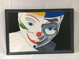 Cuadro de Pintura al Oleo\Oil Painting