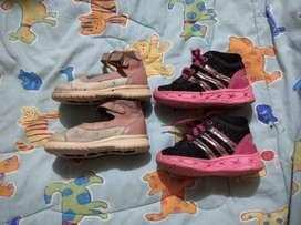 Zapatos niña 21