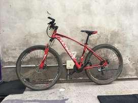 Bicicleta Xl Rodado 29 1 Mes de Uso