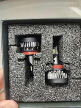 Luces bombillos led H11