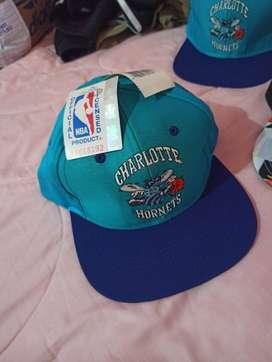 Gorra Charlotte Hornets Clásica Auténtica Logo 7