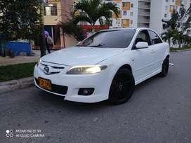 Mazda 6 perfecto estado recibe permutas menor valor