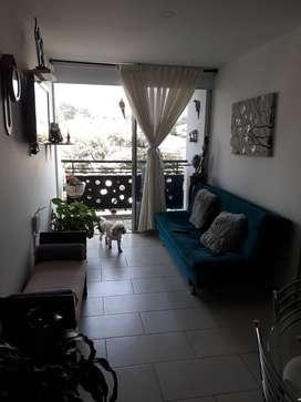 Apartaestudio en Ibague, Barrio Rincon de Piedra Pintada 4 piso con asensor.
