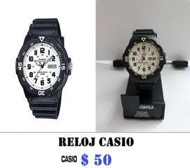 Marca Casio - Reloj Deportivo