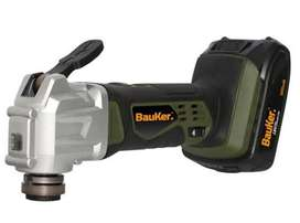Multifuncion inalámbrica Bauker 18V Sin Batería NUEVO