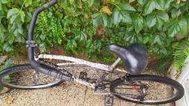 Bicicleta Playera como nueva diseño único artístico