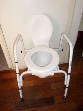 silla ortopedica para baño