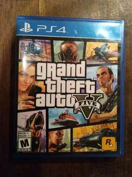 GTA v gta 5 para PS4