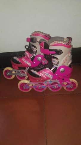 Patines canarian tenis candy