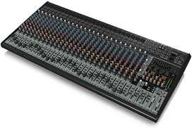 Vendo o cambio consola behringer de 32 canales