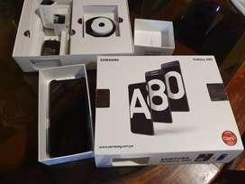 Se vende A80 nuevo 128gb  black