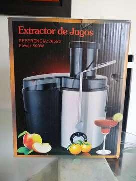 Se vende extractor de jugos