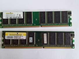 Vendo Memorias DDR3 pc y portátil