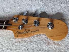 Bajo Fender pression bass