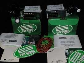 controlador de humedad y temperatura  con accceso por smartphone y pc, email s  full gauge mt530 super 01 sin uso