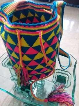 Bolsos Wayúu