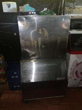 Maquina para hacer hielo 60 kilos