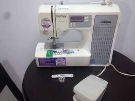 Venta de maquina de coser brother