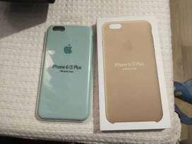 Vendo 2 protectores originales para el iPhone 6s plus