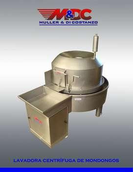 Lavadora de Mondongos - Acero Inoxidable - Metalúrgica Muller y Di Costanzo
