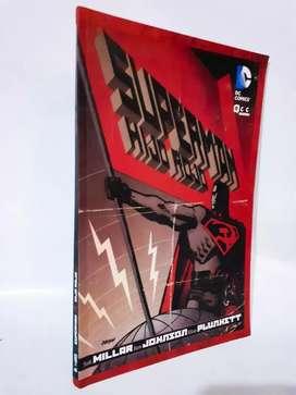 Superman, Hijo Rojo. Editorial ECC